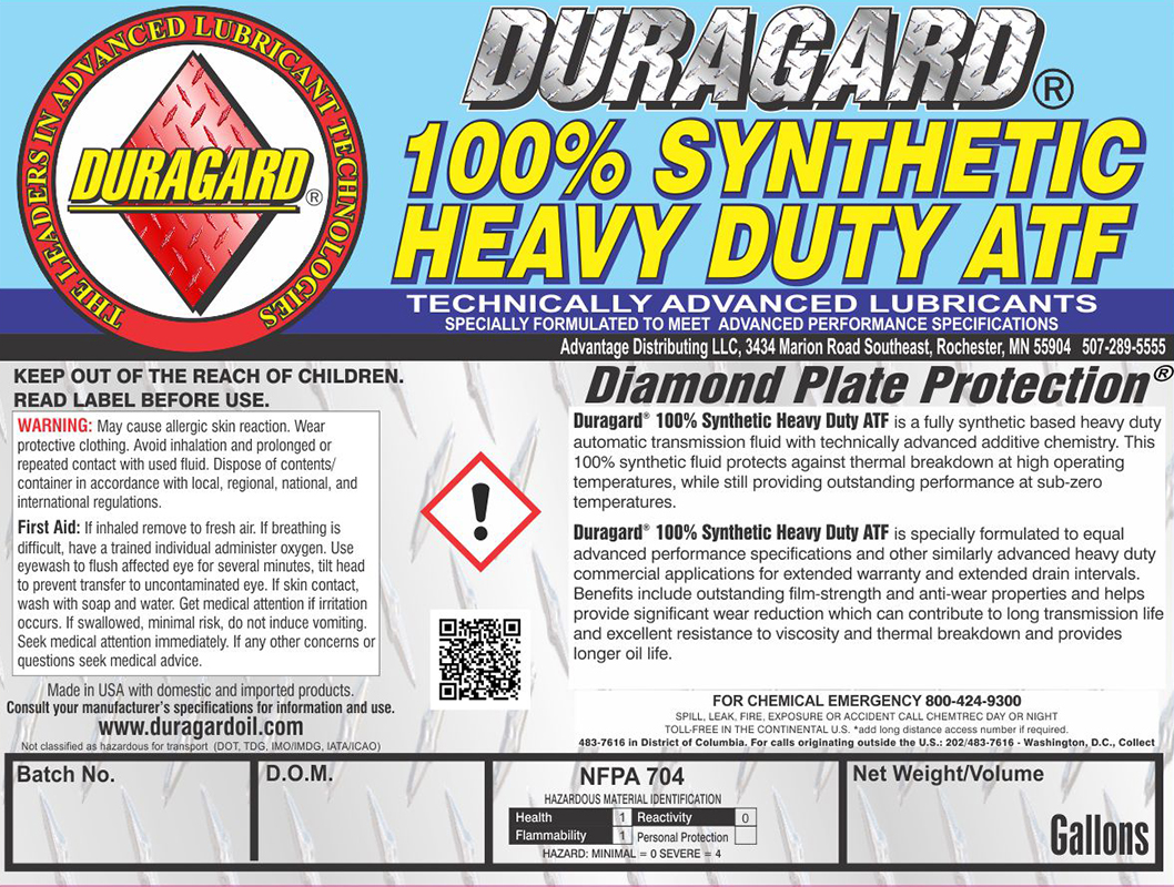 atf label heavy enlarge syn plate diamond dura synthetic hd duty duragard ghs